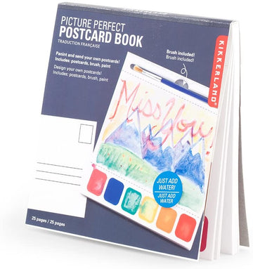 Picture Perfect Postcard Book