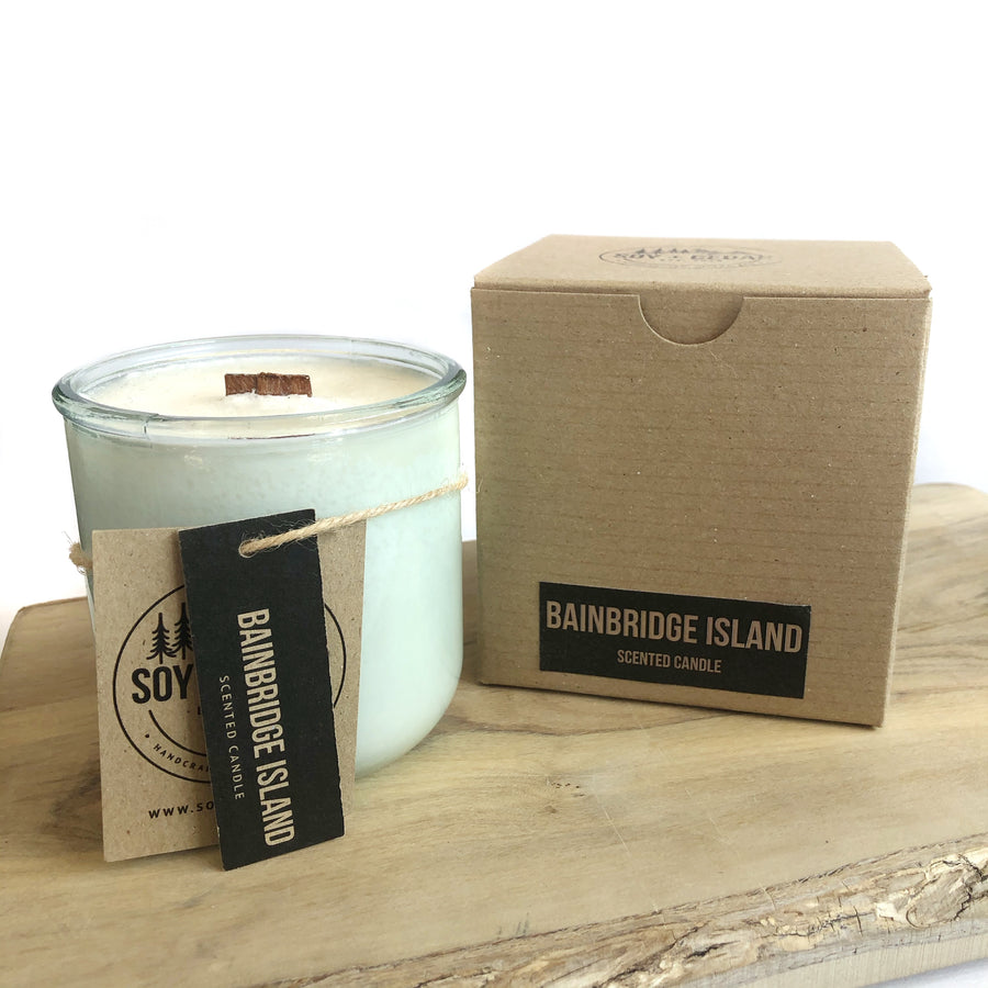 Bainbridge Island Scented Candle