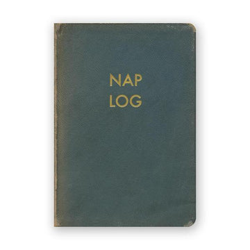Nap Log Pocket Journal