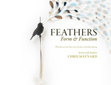 Feathers, Form & Function SIGNED