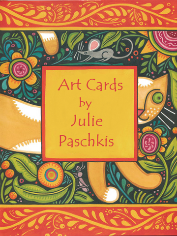 Art Cards by Julie Paschkis
