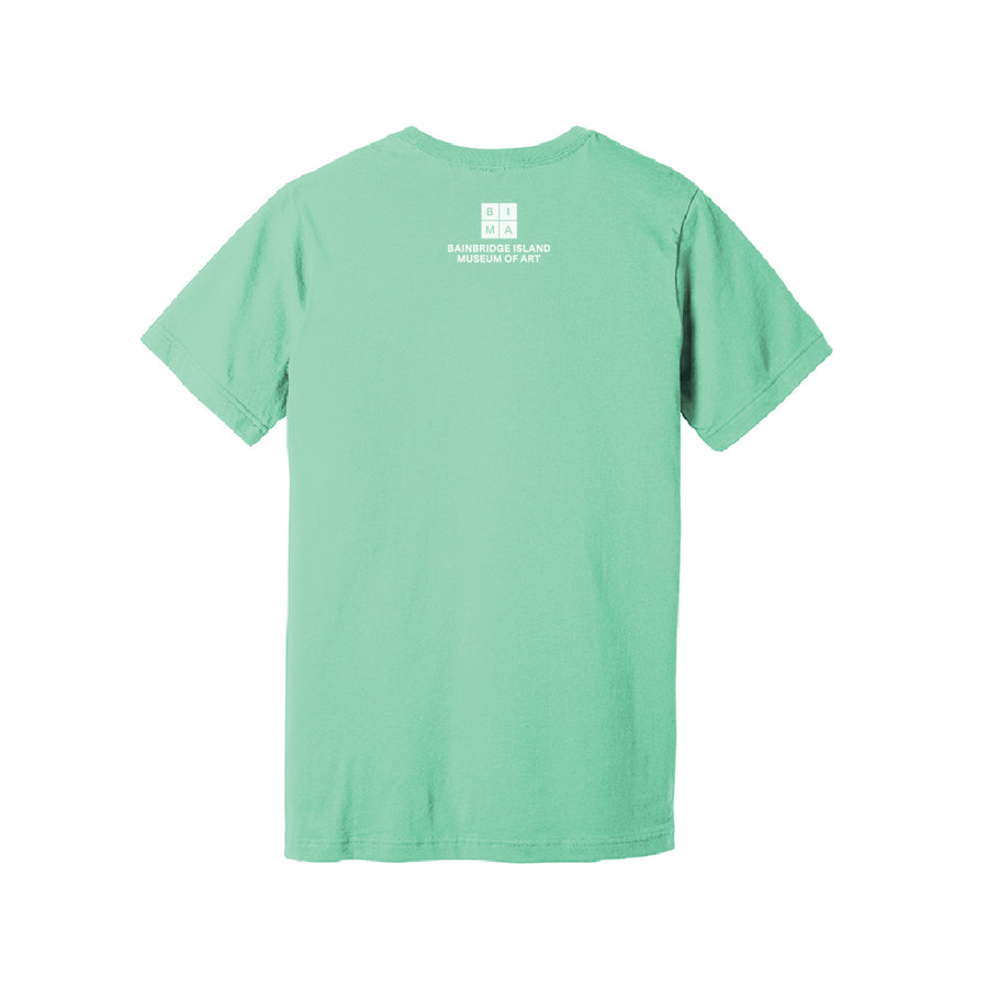 BIMA Gallery T-shirt Mint