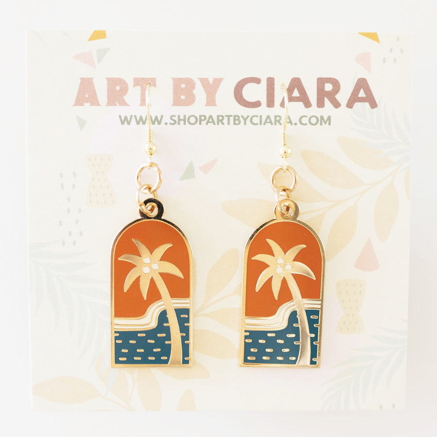 Island Calling Earrings