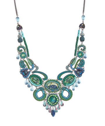 Green River, Cleo Necklace by Ayala Bar