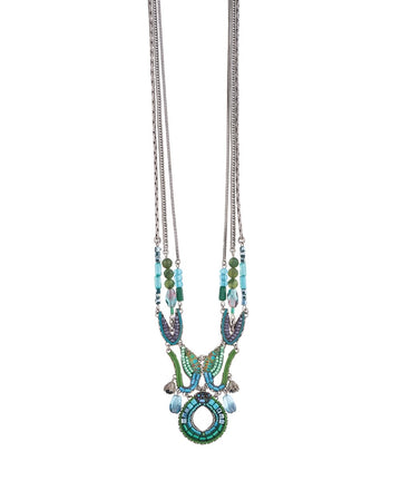 Green River, Rosetta Necklace by Ayala Bar