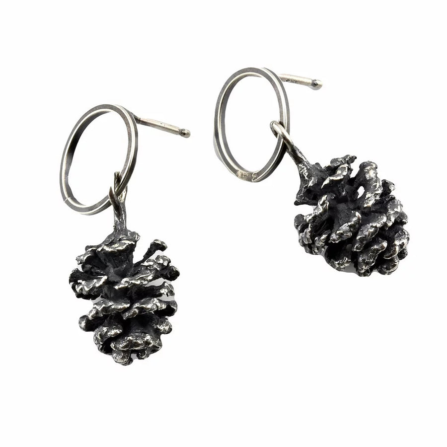 Alder Cone Earrings