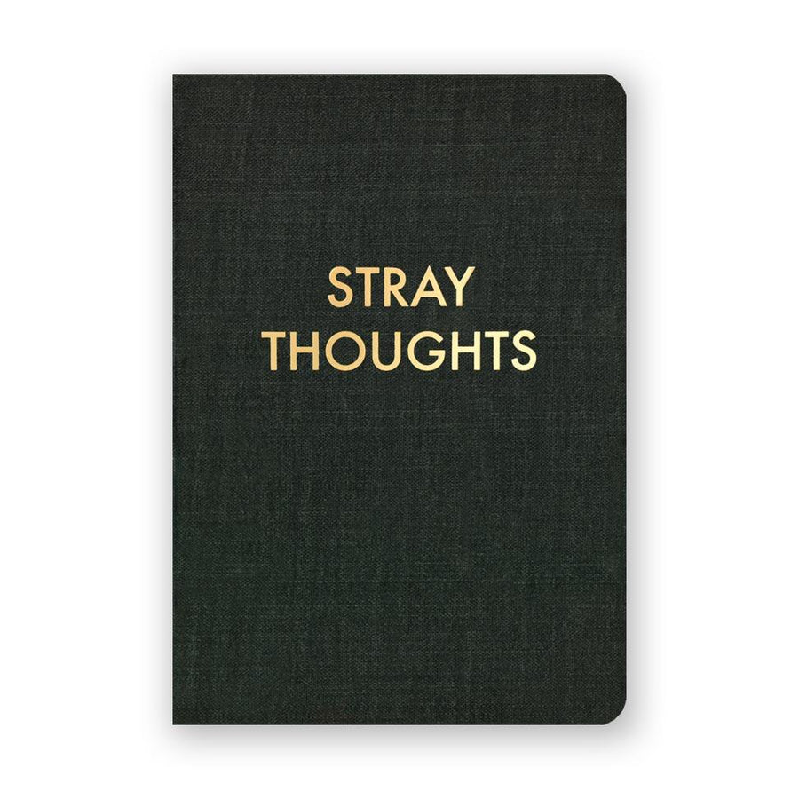 Stray Thoughts Pocket Journal