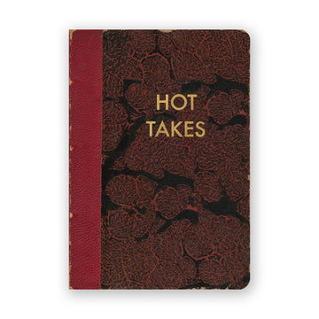 Hot Takes Pocket Journal