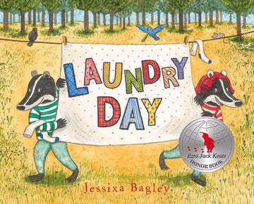 Laundry Day by Jessixa Bagley