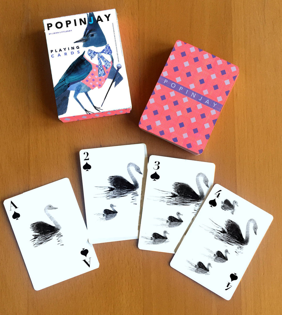 Popinjay Playing Cards