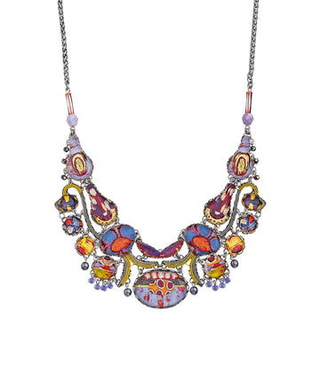 Soul Voyage, Golinda Necklace by Ayala Bar