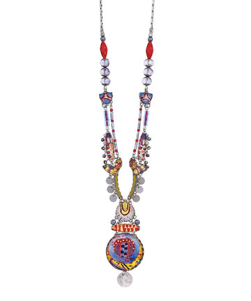 Soul Voyage, Venus Necklace by Ayala Bar