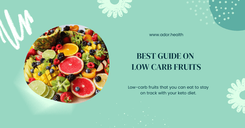 low carb fruits for keto