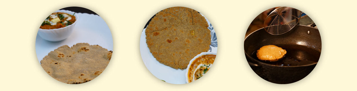 Ultra Low Carbohydrate Roti Atta