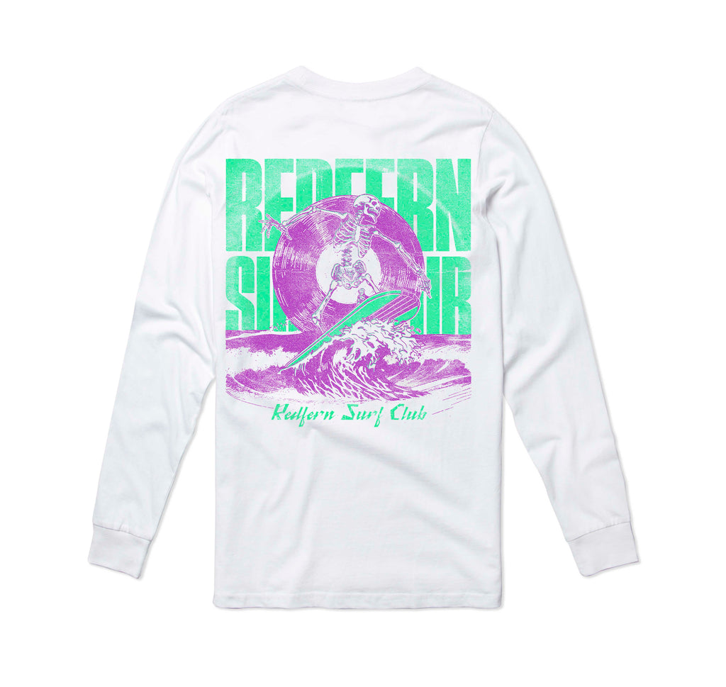 Redfern Surf Club Long Sleeve Tee