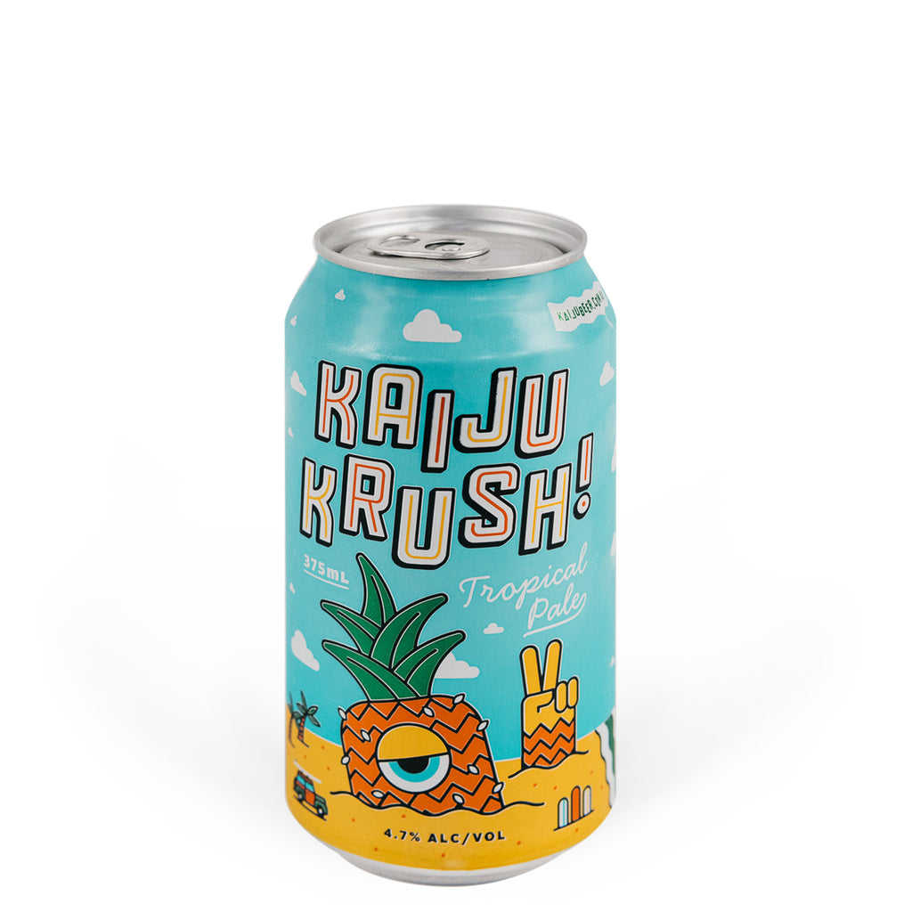 KAIJU! - Krush Tropical Pale Ale (6pk)
