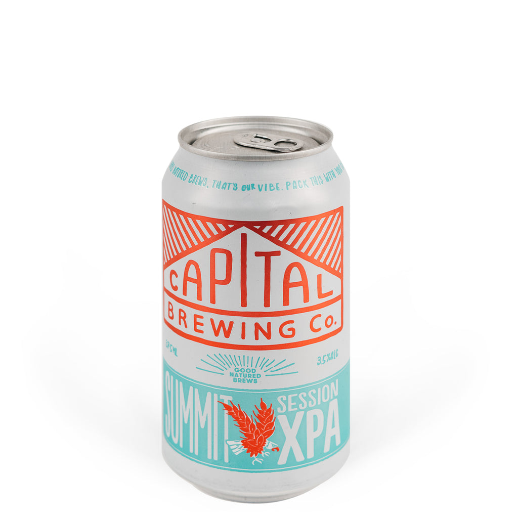 Capital Brewing Co - Summit Session XPA (6pk)