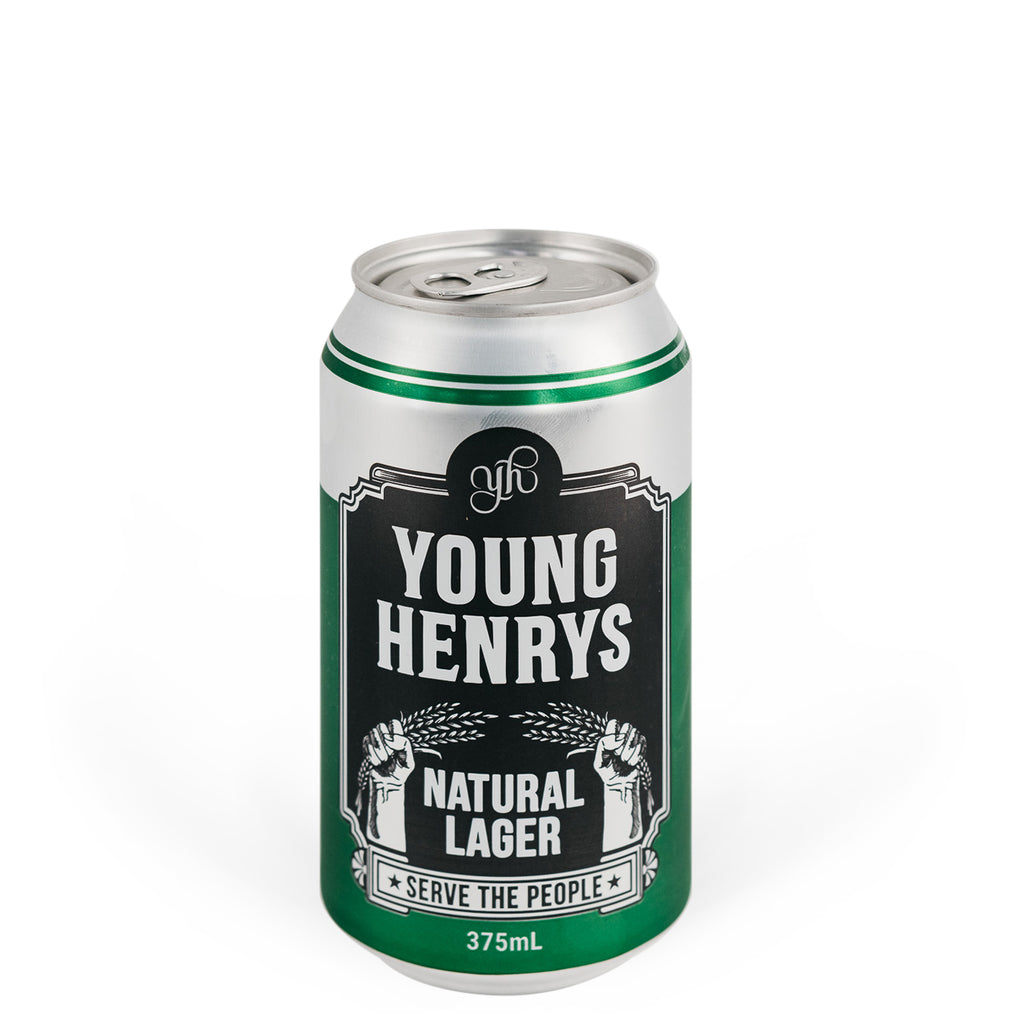 Young Henrys - Natural Lager (6pk)