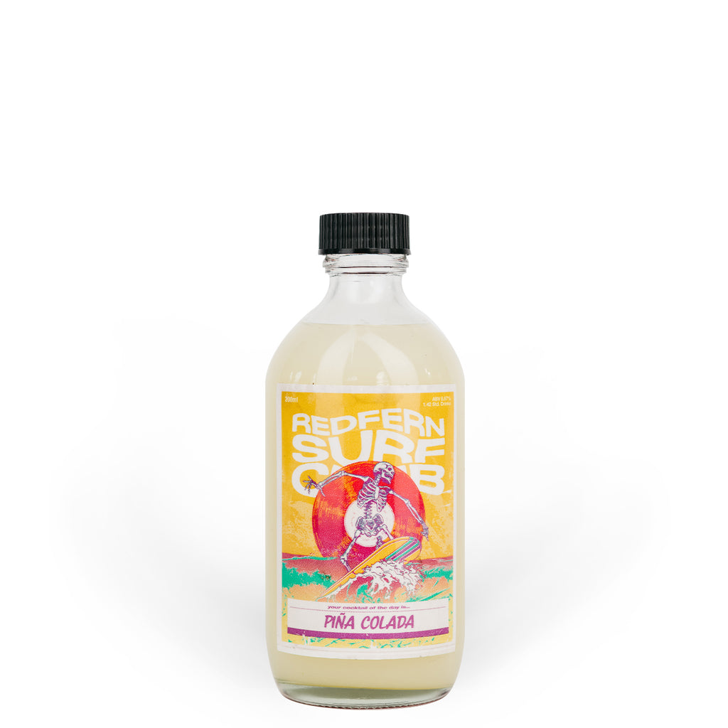 Pina Colada - 200ml (Pick up only)