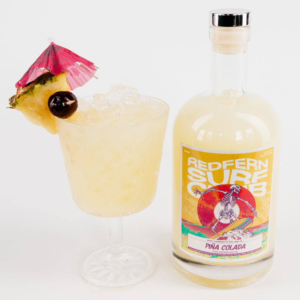 Pina Colada - 500ml (Pick up only)