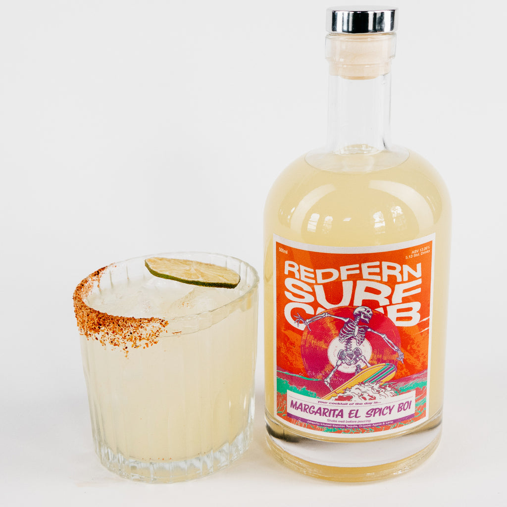 Margarita El Spicy Boi - 500ml (Pick up only)