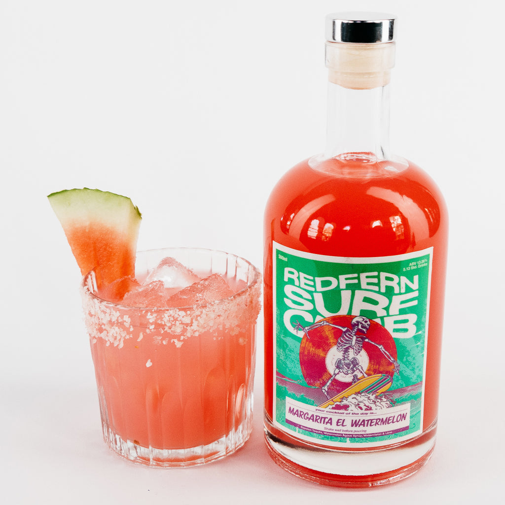 Margarita El Watermelon - 500ml (Pick up only)