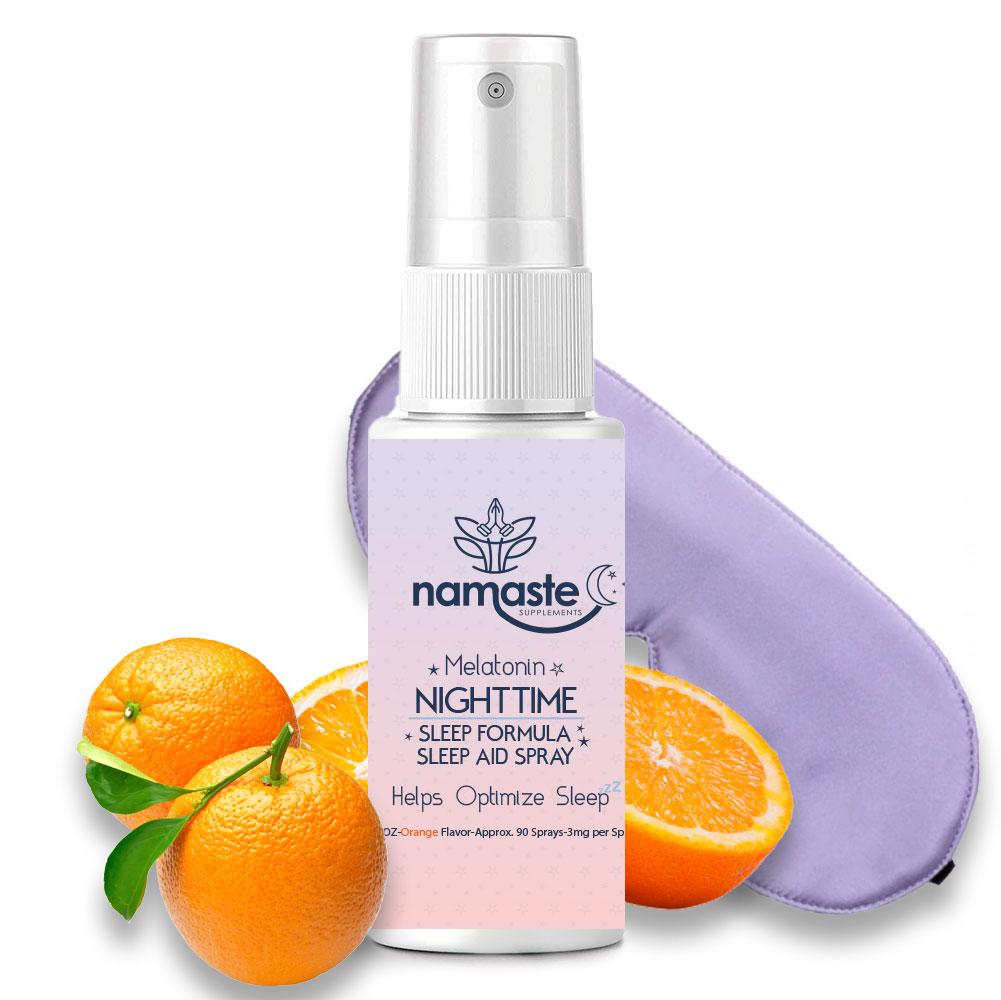 Namaste Supplements - Spray-Away Bundle