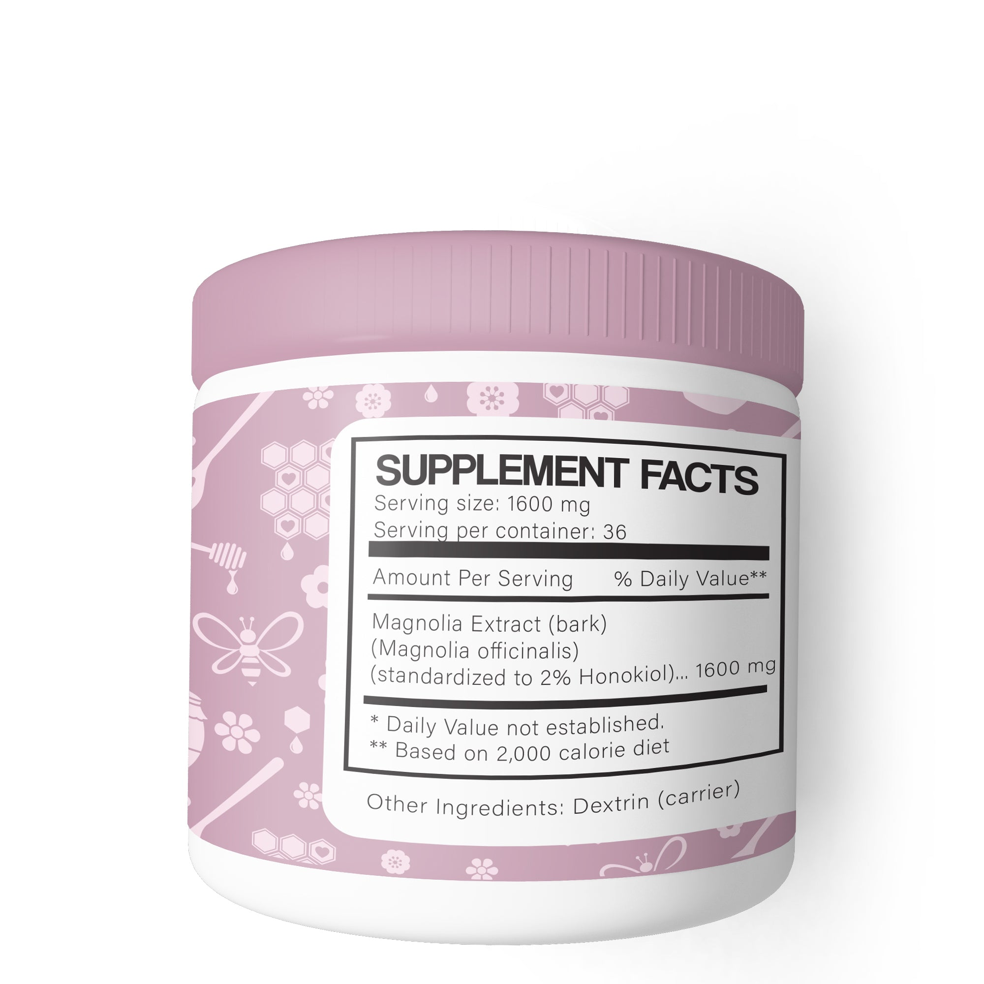Namaste Supplements - Magnolia Bark Extract