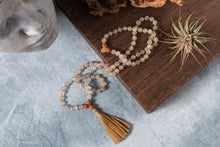 Load image into Gallery viewer, Gold Rutilated Quartz Mala