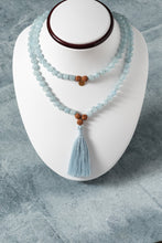 Load image into Gallery viewer, Aquamarine Mala