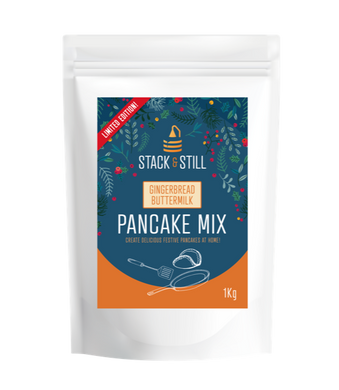 Gingerbread Pancake Mix (1Kg)