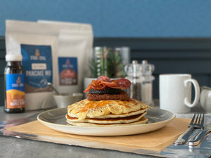 Breakfast Stack Bundle - Collection and Glasgow Delivery only