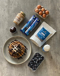 Oreo, Peanut Butter & Blueberry Stack Bundle - Home Delivery (Glasgow only