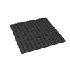 Premium 1 Inch Pyramid Acoustic Foam Panel - Charcoal
