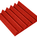 Premium 2 Inch Wedge Acoustic Foam Panel - Colored