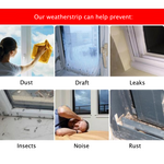 Weatherstrip for Doors and Window
