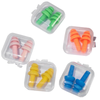 Silicone Portable Ear Plugs - 1 Pair