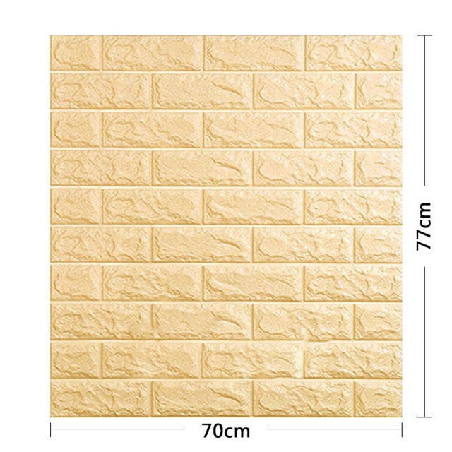 3D Brick Wallpaper