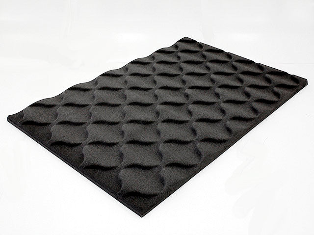 Premium Spade Pattern Acoustic Foam Panel