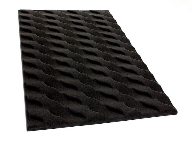 Premium Wave Pattern Acoustic Foam Panel