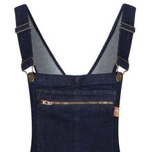 Load image into Gallery viewer, Irene Overalls Blue Denim