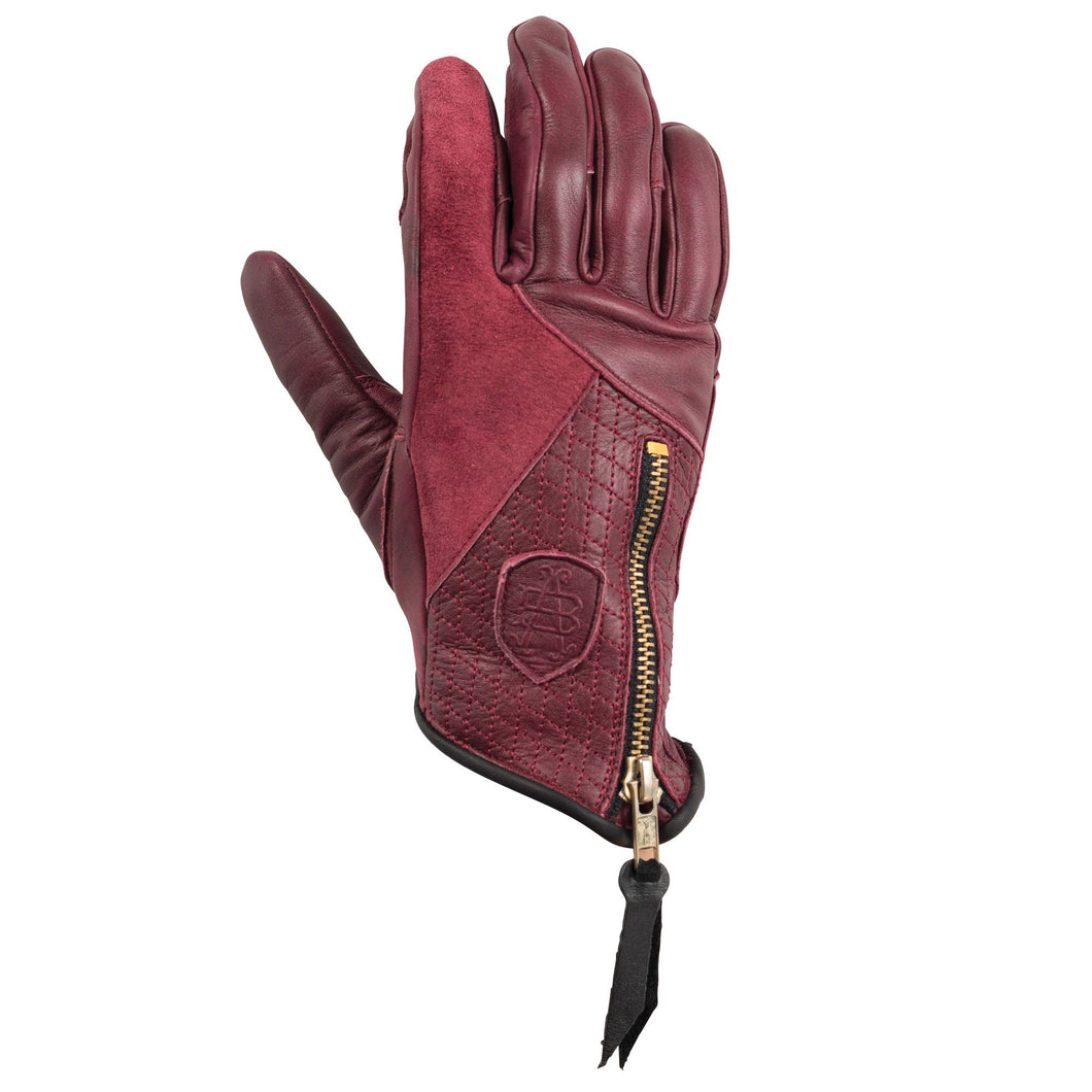 Prism Glove Oxblood