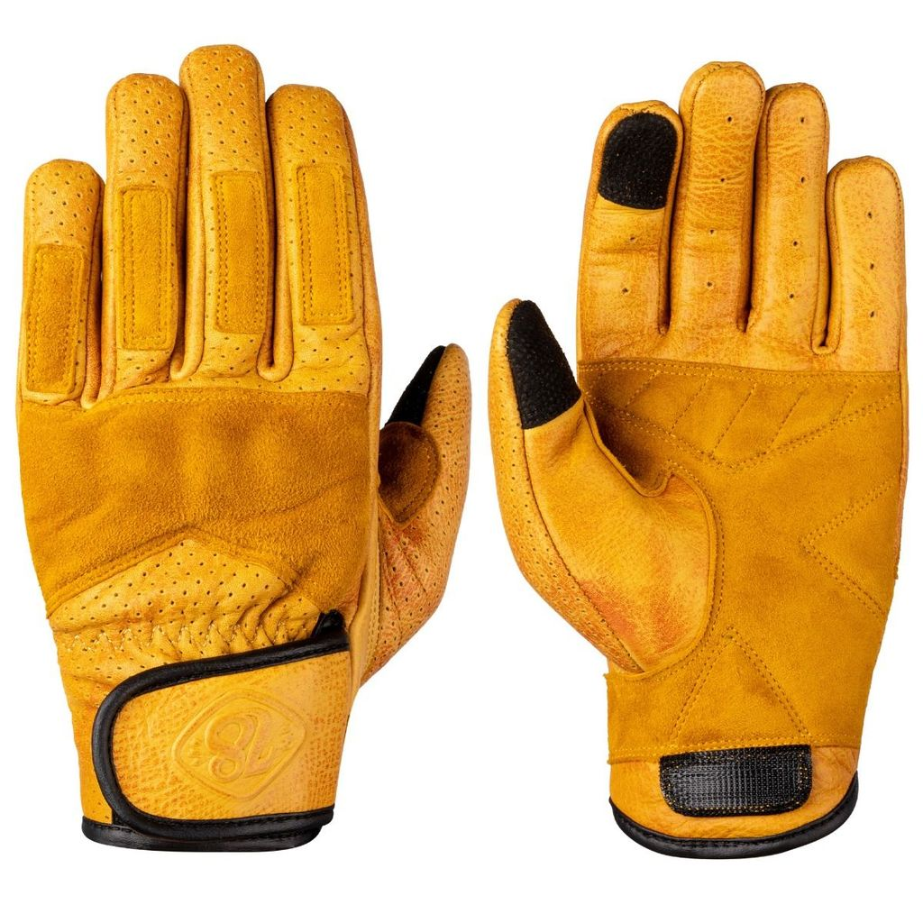 Seraph Gloves Sahara Yellow