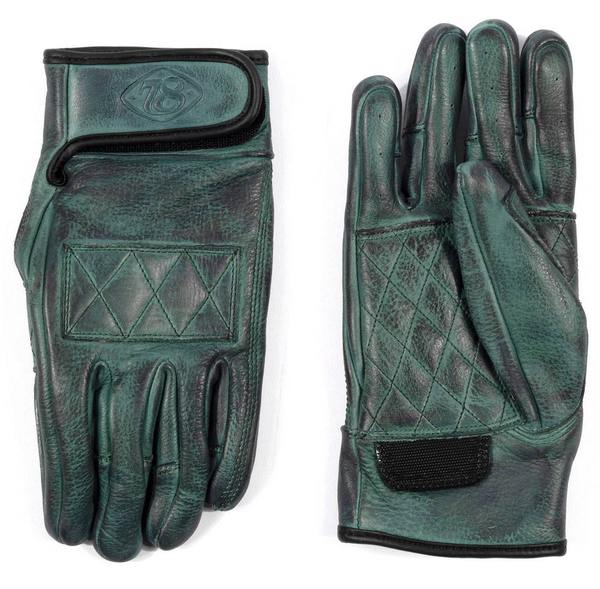 Sirocco Gloves Emerald Green