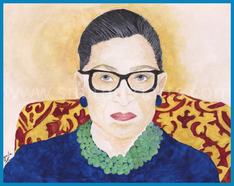 The Notorious RBG: Lady Icon