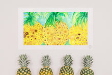 Load image into Gallery viewer, Tres Pineapples