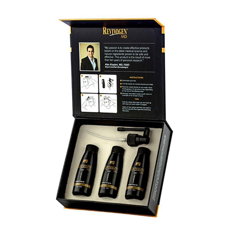 Revivogen MD Scalp Therapy Set 60ml x3