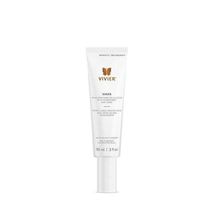 Sheer Broad Spectrum SPF 45,  90ml