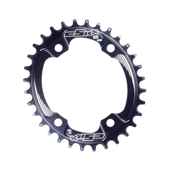 cSixx 96 BCD XT Oval Chainrings