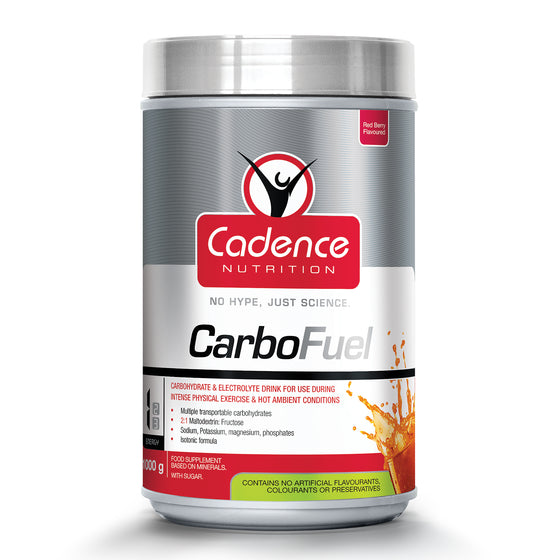 Carbofuel Red Berry